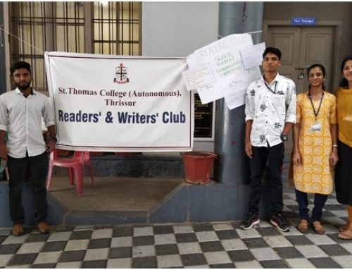 Slogan writing competition as part of Swatchbarath Pakhwada