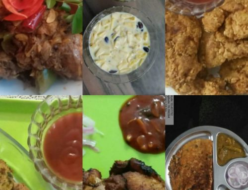Santhome Chef Master Contest