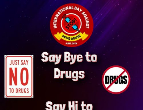 Anti-Drug Day by NSS