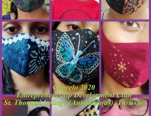 Creativity Unmasked…😷: WINNERS of CUBRELO 2020 Inter-Collegiate Mask Making Challenge