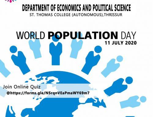 World Population Day Celebration