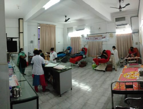 Blood Donation by NSS