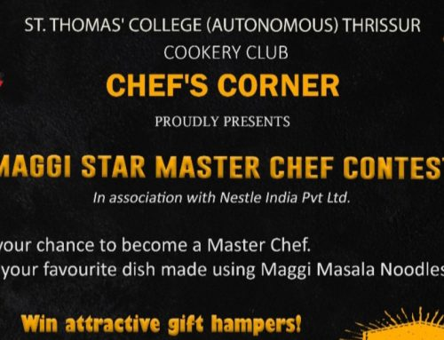 Online Chef Contest: Cookery Club