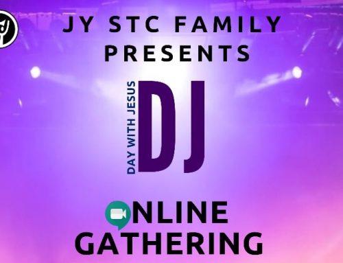 Jesus Youth: Online Gathering.