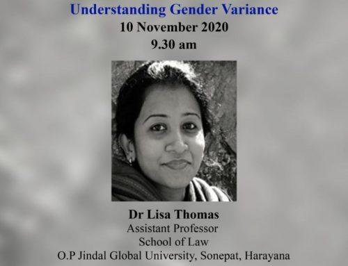 Understanding Gender Variance