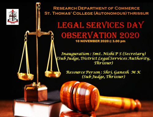 Legal Services Day Observation 2020