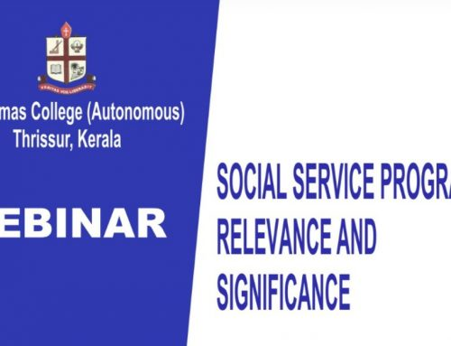 Social Service Program: Relevance and Significance
