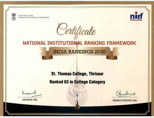 National Institutional Ranking Framework: Rank 63