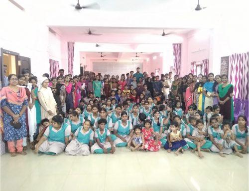 Community Extension Services: Visit to St.Joseph's Special School, Cheroor