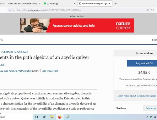Unit elements in the path algebra of an acyclic quiver